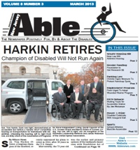 Able News March 2013